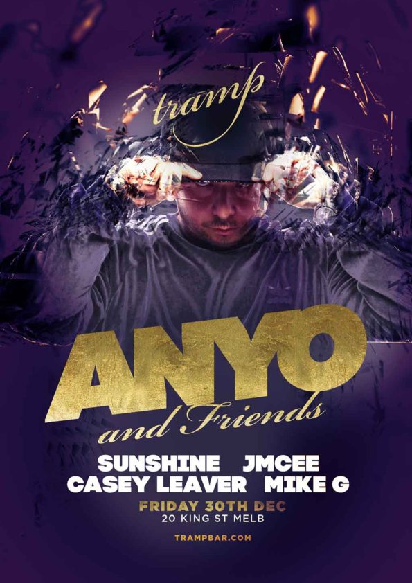 Anyo-Friends